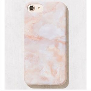 rose marble iPhone 8/7/6s/6 case